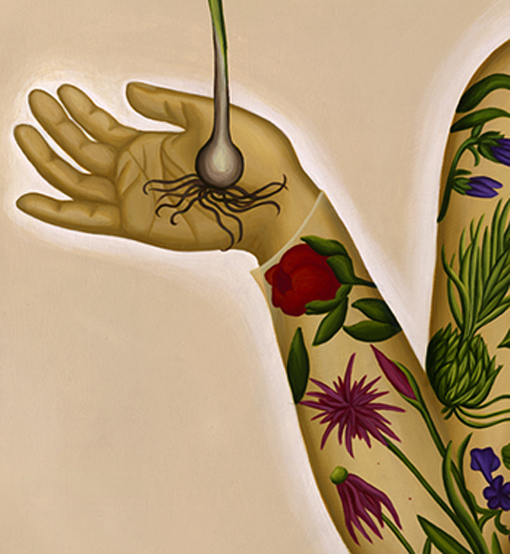 "Detail ""De Las Semillas De Nuestro Padres"" From the Seeds of Our Fathers -Available"