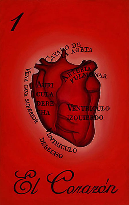 El Corazon - The Heart