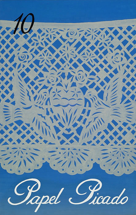 Papel Picado - Cut Paper