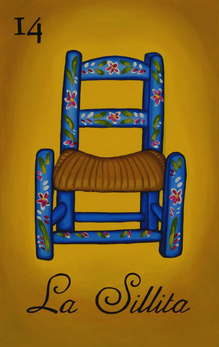 La Sillita - The Little Chair
