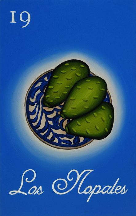 Los Nopales - Cactus Pads