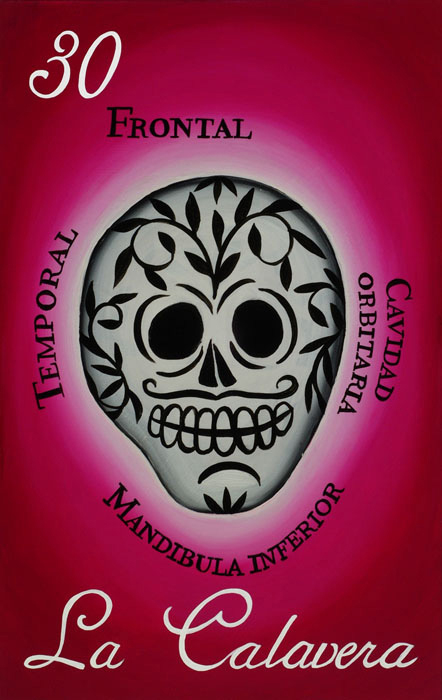 La Calavera - The Skull