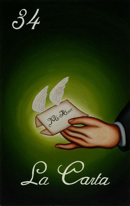 La Carta - The Letter